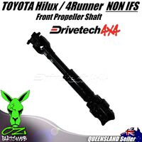 Drivetech 4x4 Prop Shaft Front 087-011196 for Leaf Toyota Hilux 4Runner NON IFS