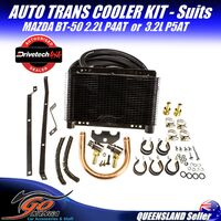 DRIVETECH 4x4 oil cooler kit 13868000 Fits MAZDA BT50 B22P B32P UP 6 Speed auto trans