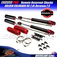 Drivetech 4x4 Enduro Pro Shocks DTEP013 fits Holden Colorado rear 06/12 - ON
