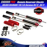 Drivetech 4x4 Enduro Pro Shocks DTEP024 fits Holden Colorado 7 rear 06/12-06/17