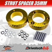 MITSUBISHI TRITON MN Drivetech 4x4 DTSS-010 35mm Alloy Front Strut Spacer