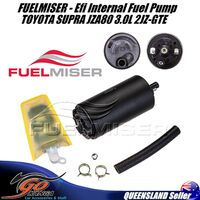 FUELMISER FPE-284 Efi Internal Fuel Pump suits TOYOTA SUPRA JZA80 3.0L 2JZ-GTE
