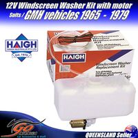 Washer Kit suits GMH Holdens HD HR HK HG GQ HJ HX HZ MHW5000 Windscreen wash Kit 12v Hot Rod classic car