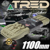 TRED11DS TOTAL RECOVERY DEVICE 1100MM DES SAND 4X4 4WD MUDTRAX TREDS